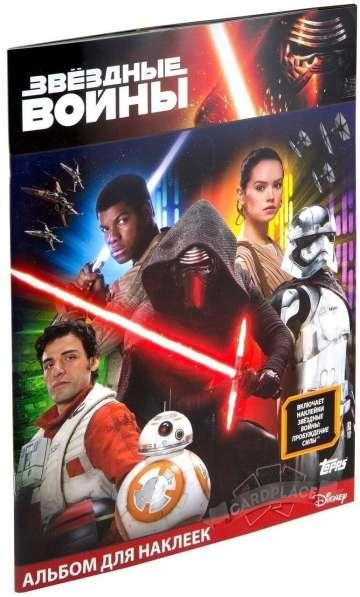 Коллекция наклеек TOOPS Star Wars Episode 7