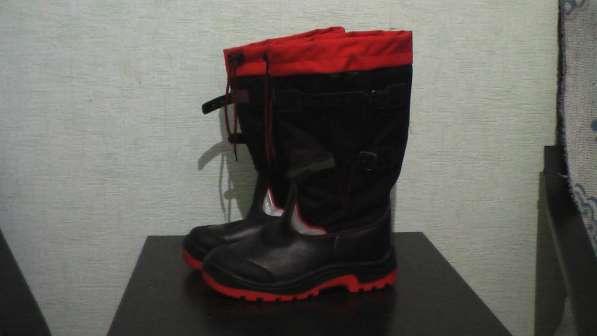 Обувь для работы(зимняя)