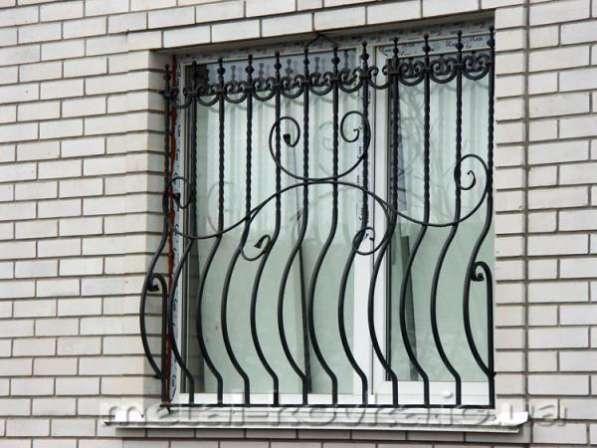 Двери стальные, рольставни, решетки