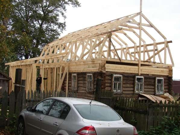 Строительство загородных домов по низким ценам ценам в Москве фото 7