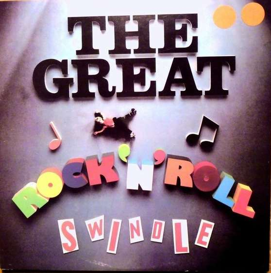 "Sex Pistols - The Great Rock ""N"" Roll Swindle"