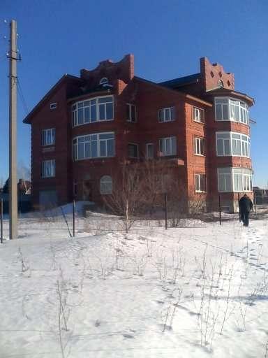 Коттедж. с. Ягодное