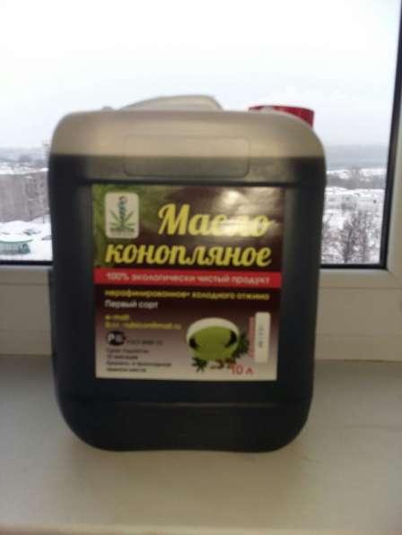 Масло конопляное холодного отжима пищевое, и др в Новороссийске фото 3