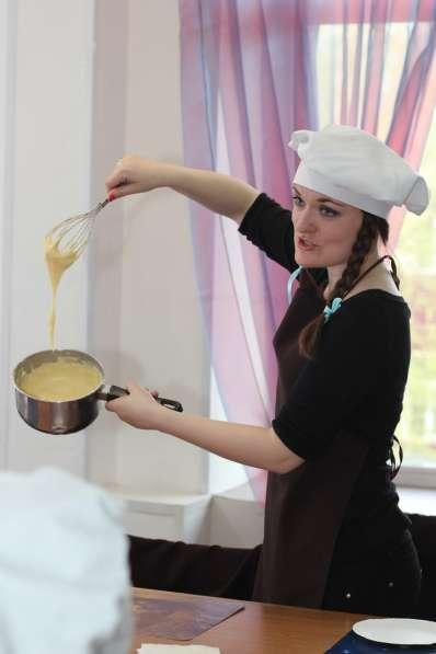 Кулинарные мастер-классы для детей в Томске фото 3