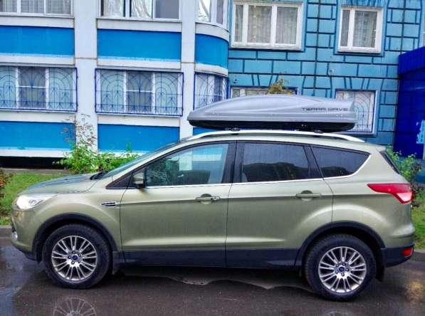 Автобоксы TERRA DRIVE на любые автомобили в Москве