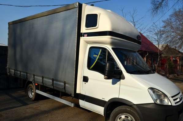 Перевозка грузов город-межгород