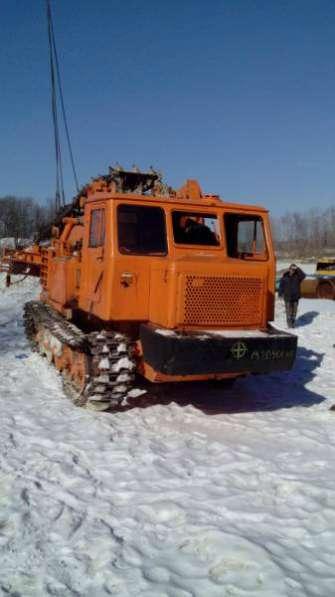 экскаватор ЭТЦ-252М