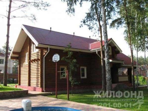 коттедж, Новосибирск, Осиновая, 196 кв.м.
