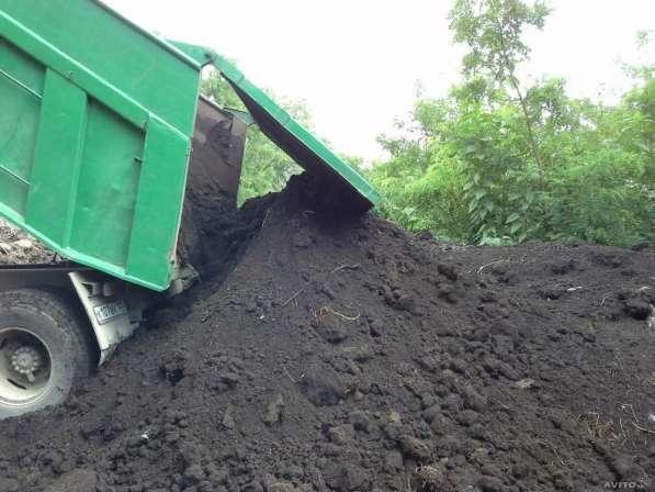 Чернозем с доставкой по городу и области