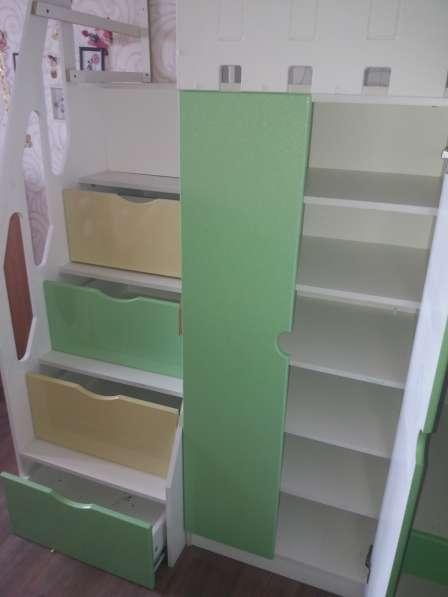 Продам двухъярусную кровать в Комсомольске-на-Амуре фото 3
