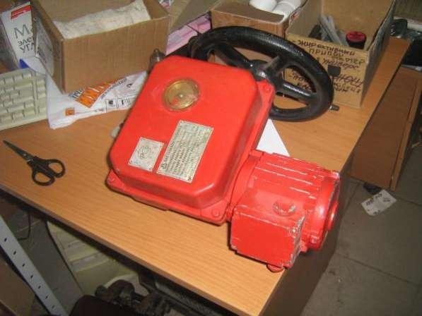 Электропривода затворов ПК-50 (Тулаэлектропривод)57шт