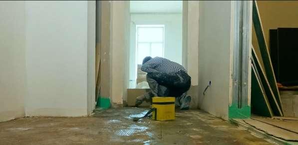 Ремонт квартир, домов и коттеджей с гарантией в Симферополе