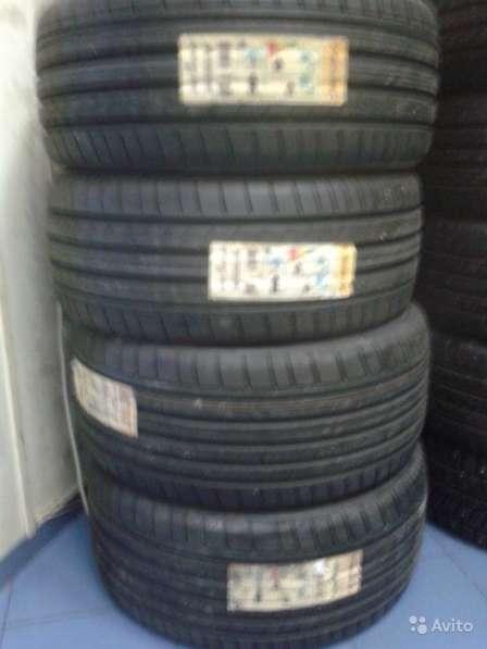 Новый комплект 245 50 18 данлоп спортмакс GT