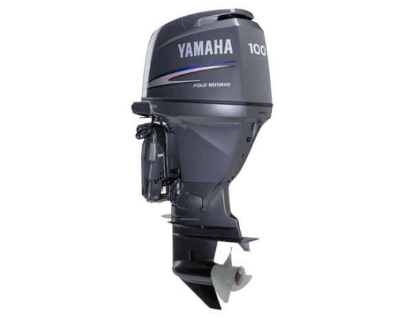 Мотор лодочный Yamaha F100DETL