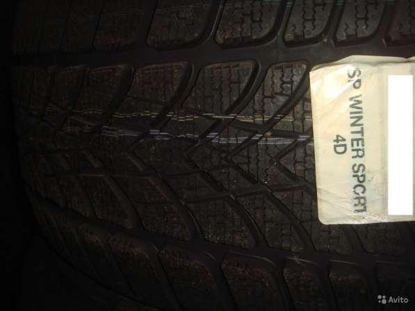 Новые зимние Dunlop 225 45 R18 Winter Sport 4D