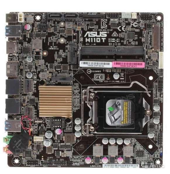 Мп asus H110T/Core i5-6500/DDR-4 в Иванове
