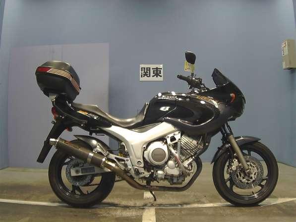 Yamaha TDM850 мотоцикл