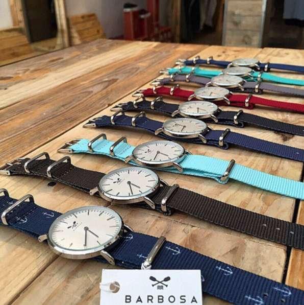 Наручные часы из Италии Barbosa