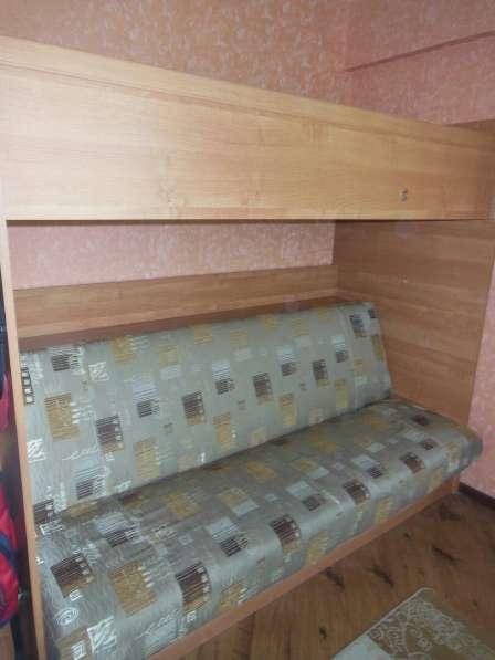 Продаю двух ярусную кровать