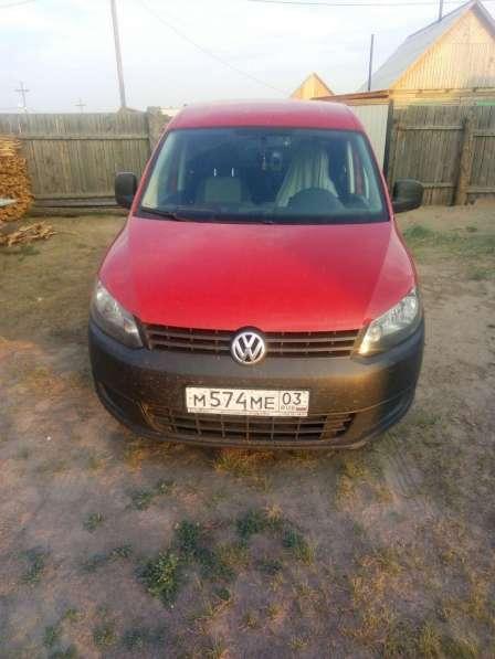 Volkswagen, Caddy, продажа в Улан-Удэ в Улан-Удэ фото 10