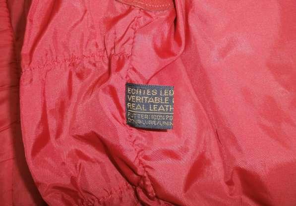 Куртка кожаная Hein Gericke Германия в Екатеринбурге фото 4
