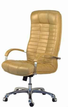 Кресло для руководителя «АТЛАНТ» хром