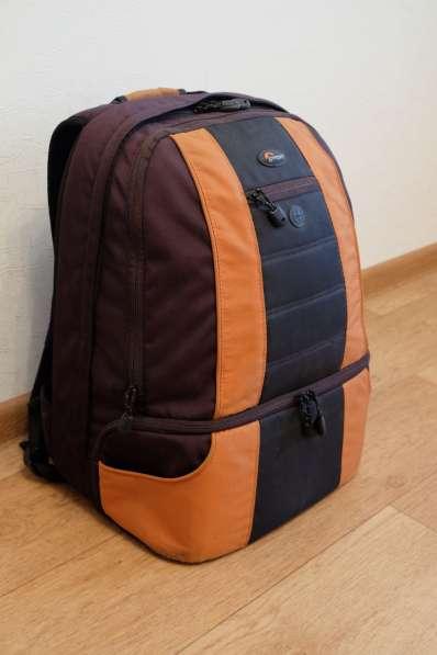 Рюкзак Lowepro CompuDaypack Notebook/Camera Backpack в Нижнем Новгороде фото 8
