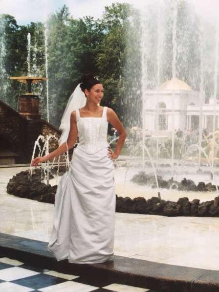 Дорогое и качественное свадебное платье за вменяемые деньги