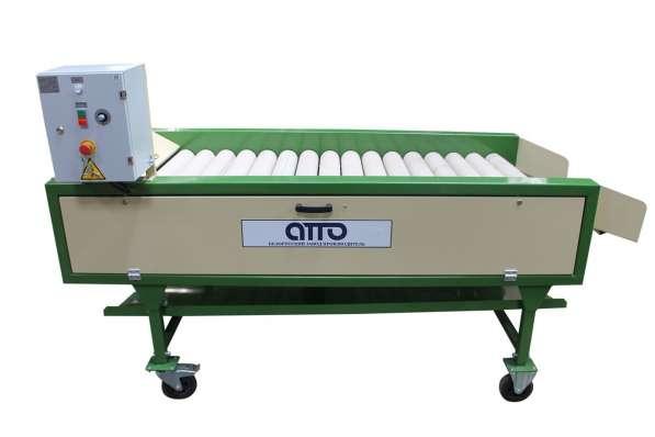 Оборудование для сушки картофеля и овощей после мойки УСФ-10