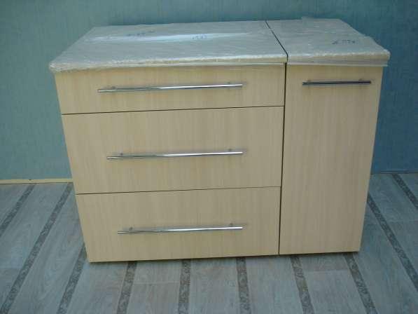 Распродажа Напольный шкаф кухонный 70см с тремя шуфлядами в фото 12