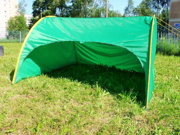 Палатка для рыбаков, охотников и туристов 3 (+1) местная в Архангельске фото 4