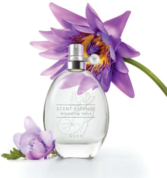 Scent Essence - Blooming Lotus Avon