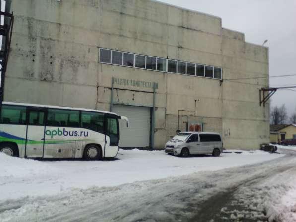 Производственно складской комплекс в центре С. Петербурга