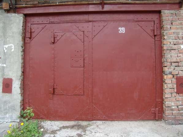 Продам капитальный двухуровневый гараж с овощехранилищем