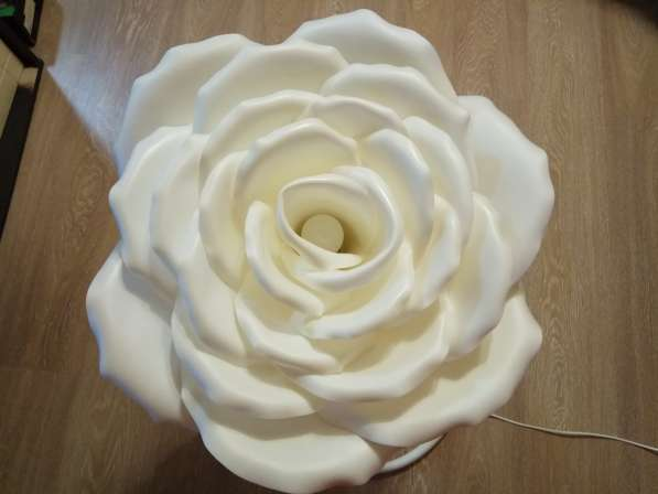 Роза - ночник