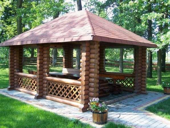 Выполняем деревянные строения любого назначения