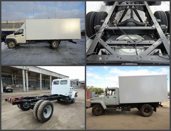 Изготовление фургонов на ГАЗон Некст, ГАЗон 3307, Валдай.