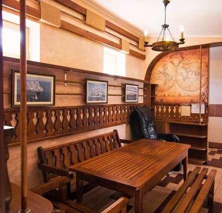 Гостевой дом Адмирал Клуб в Евпатории