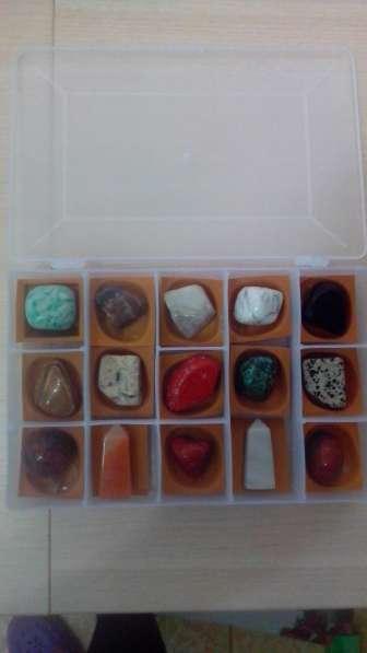 Камни минералы(15образцов,2-3,5см)