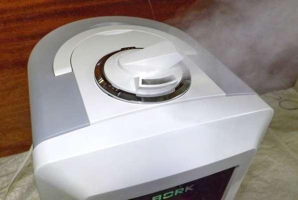 Ультразвуковой увлажнитель воздуха BORK в Вологде фото 3