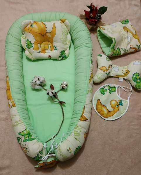 Кокон для новорожденного набор в Краснодаре фото 13