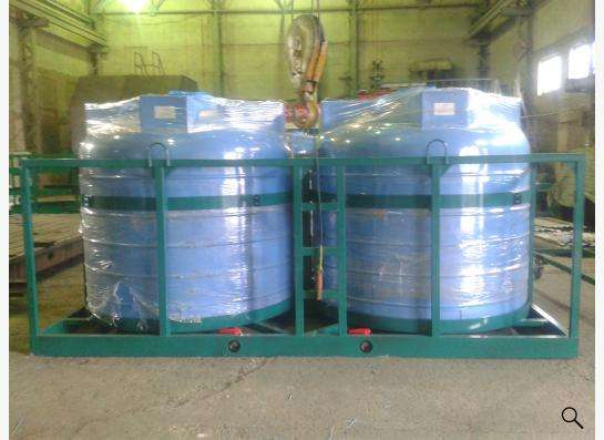 Емкости пластиковые для перевозки воды и других растворов в Самаре фото 9