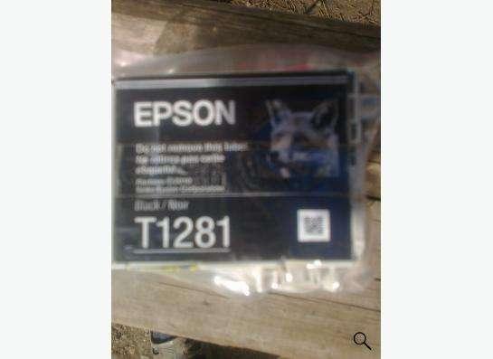 Продам набор картриджей для принтера EPSON SX130