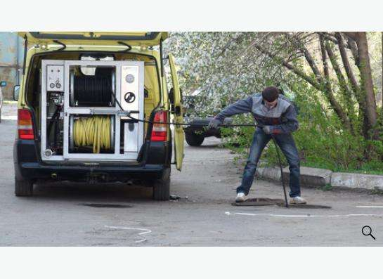 Прочистка канализации круглосуточно ! в Омске