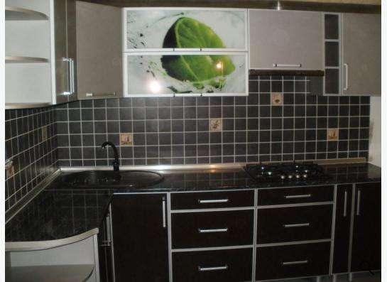 Кухонные гарнитуры по индивидуальным размерам в Нижнем Новгороде фото 13