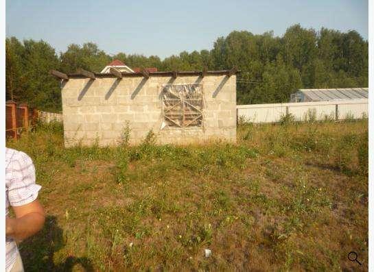 Земельный участок с недос.коттедж,газ.вода,эл в Бердске фото 13