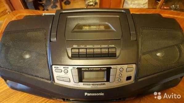 Магнитофон Panasonic
