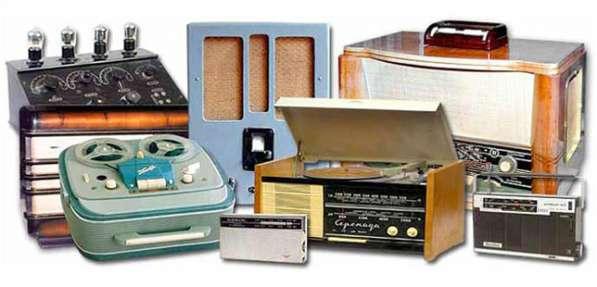 Любую радиотехнику СССР