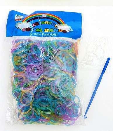 Продам набор резинок для плетения