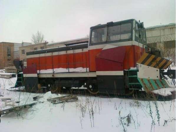Маневровый односекционный тепловоз ТГМ - 40 в Екатеринбурге фото 7